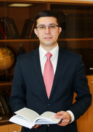 Evgeny Kovalenko is the director of the NCLI